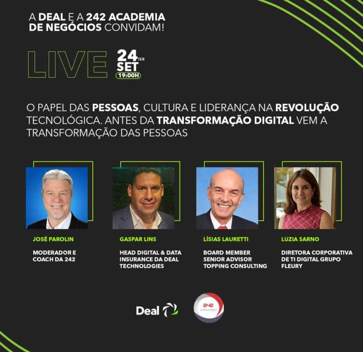 live deal - o lado humano da transformação digital